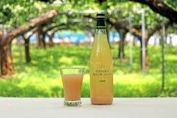 画像1: 果樹農家の梨まる搾りジュース 720ml